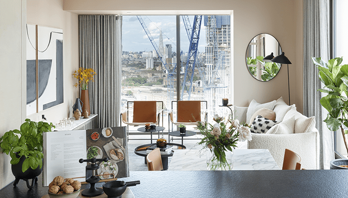 Nine Elms regeneration – Embassy Gardens releases new luxury apartments
